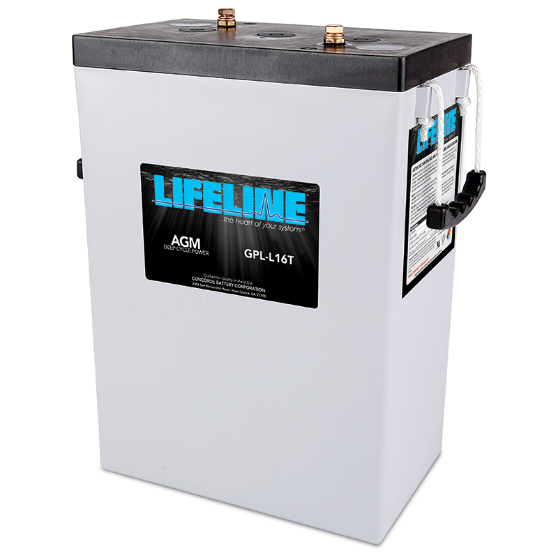 Lifeline GPL-L16T Battery