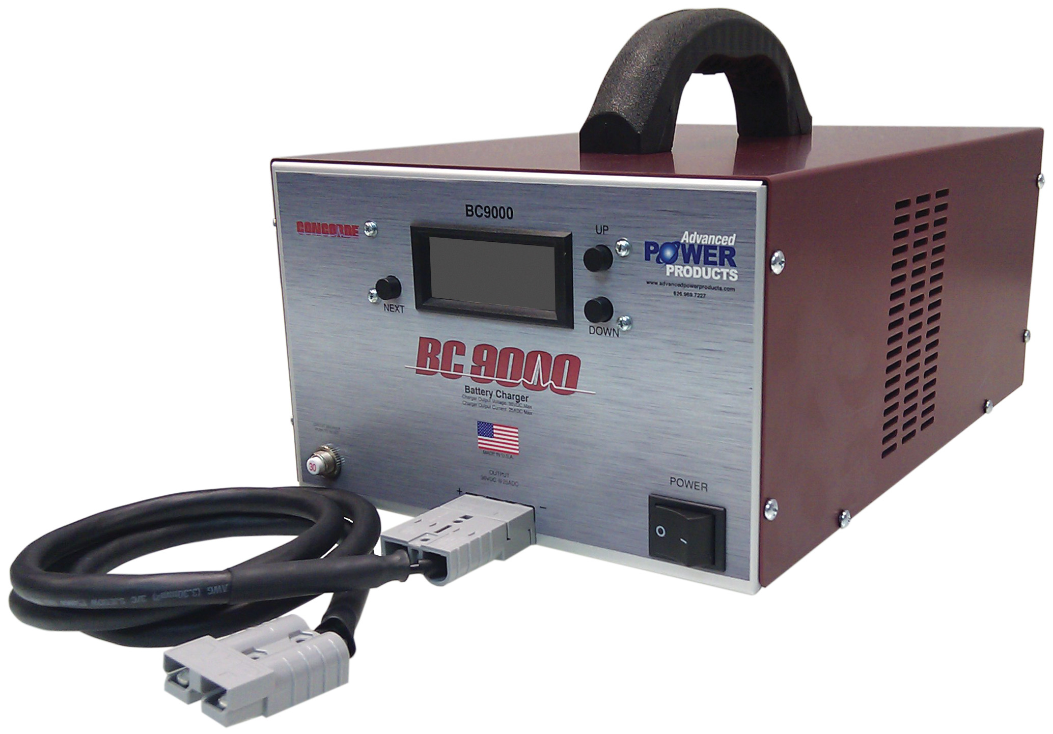 AGM battery tester / charger BC900